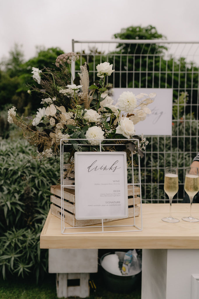 Styling and Planning Weddings