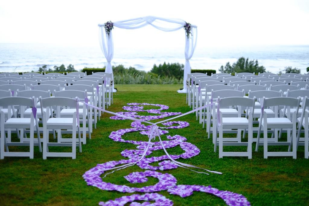 Taranaki wedding